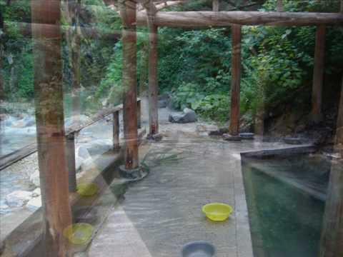 日本の秘湯~夏油温泉~GETO HOT SPRING