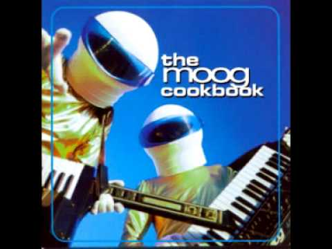 The Moog Cookbook - The One I Love (REM Electro Cover)