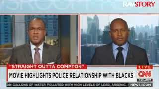Activist Kevin Powell talks about