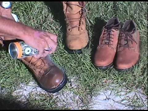 Best Water Repellent Protection for Your Boots and Shoes
