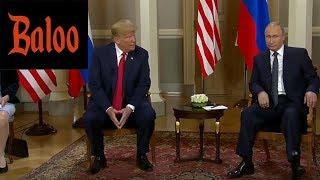 Путин - Трамп. Что это было?