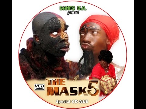 THE MASK PART 1