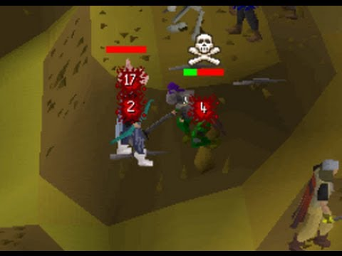 Runescape 2007 Obby Maul Pure Pk Commentary