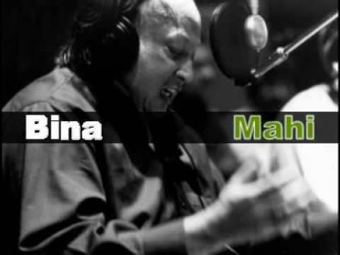 Bina Mahi Remix - Nusrat Fateh Ali Khan Remix video