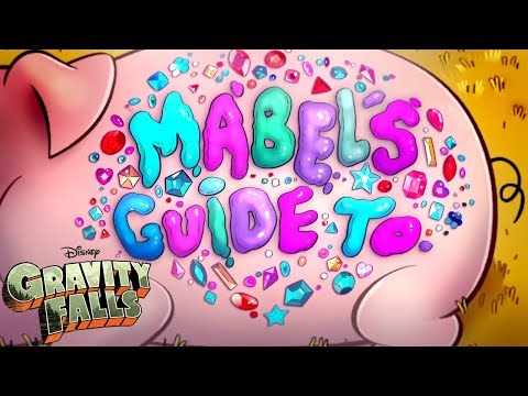 Mabel's Guide to Everything Supercut   Gravity Falls   Disney Channel MP3