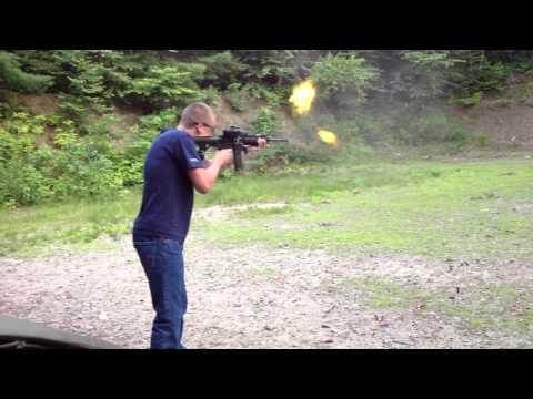 Tyler LWRC M6 Federal 556