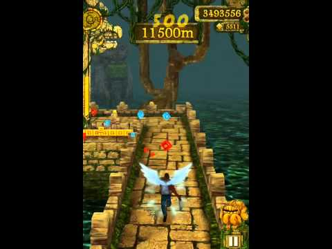 NEW Best Temple Run Highscore Ever