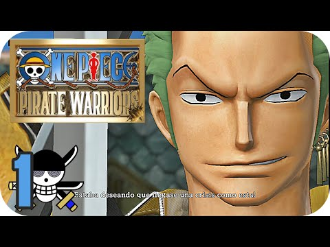 One Piece Pirate Warriors - » Parte 1 [EPISODIO 1 / ZORRO RONOA] « - Español [HD]