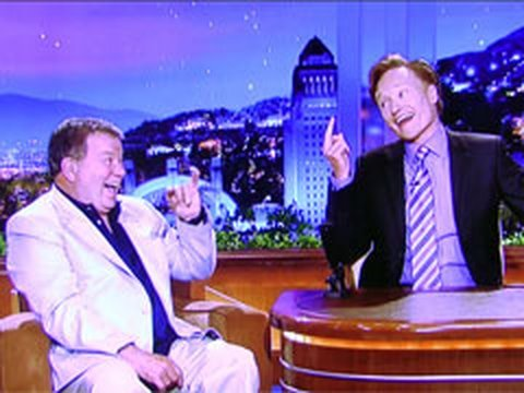 Conan Fires Back At Shatner