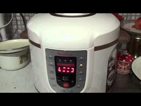 Приготовить суп на мультиварке мулинекс