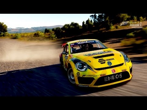 Extreme Offroad Silly Builds - 2014 Volkswagen Beetle GRC (Forza Horizon 2)