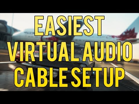 Simple Virtual Audio Cable and Dxtory Setup Tutorial