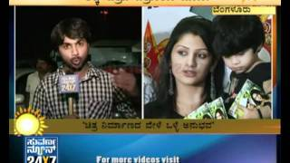 Lucky - 'Lucky' audio release - Special interview with Radhika Kumaraswamy - Suvarna News
