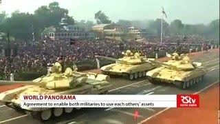 World Panorama - Episode 217 | India-USA Logistics Support Agreement