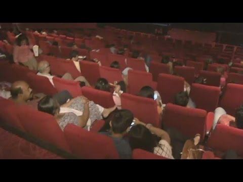 India's movie screen shortage
