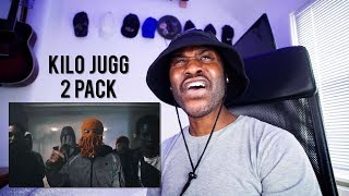 Kilo Jugg - 2pacK (Music Video) | @MixtapeMadness [Reaction] | LeeToTheVI
