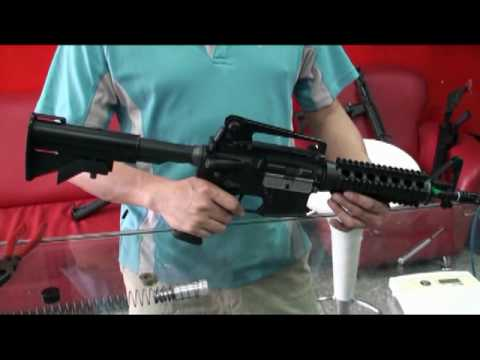 RA-TECH AW super recoil buffer kit for wa we test vedio.mpg