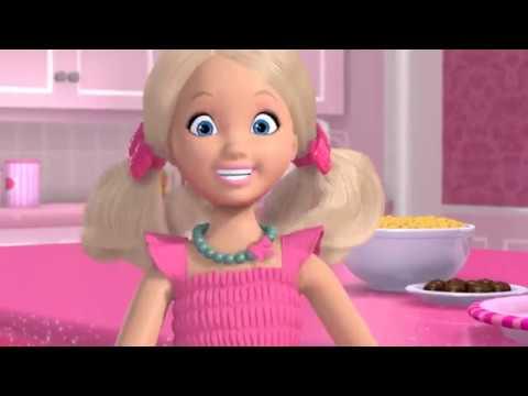 Barbie: Chelsea Sama W Domu - Dubbing PL - cały film PL - Barbie Po Polsku - bajka