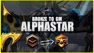 AlphaStar Bronze to GM Ep1 [PvP] Deepmind A.I. Starcraft 2