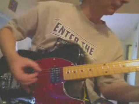 Stetsbar Tremelo on  Fender Telecaster NOT a Bigsby Trem