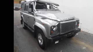 Sucata Land Rover Defender 2011 - TREVO AUTO PEÇAS BLUMENAU