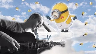 Pharrell Williams There s Something Special Despicable Me 3 Soundtrack Cover