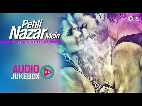 Non Stop Love Song Collection - Pehli Nazar Mein | Audio Jukebox...