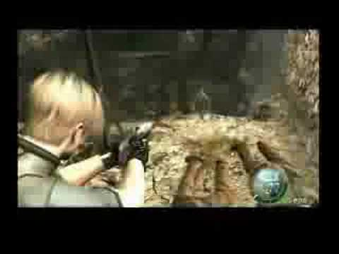 Resident Evil 4 Walkthrough with commentary p.5