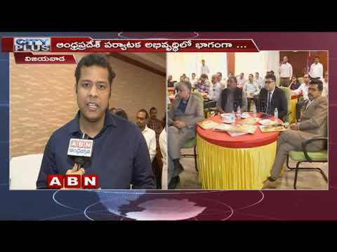 AP Tourism MD Himanshu Shukla Face to Face over Tourism Development | ABN Telugu
