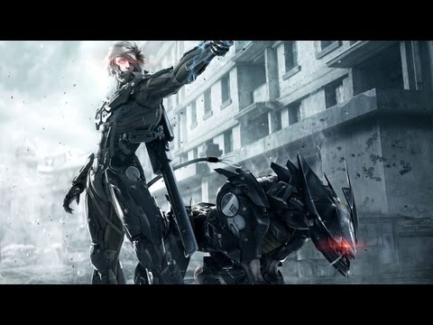 Metal Gear Rising Revengeance - Trailer de Blade Wolf