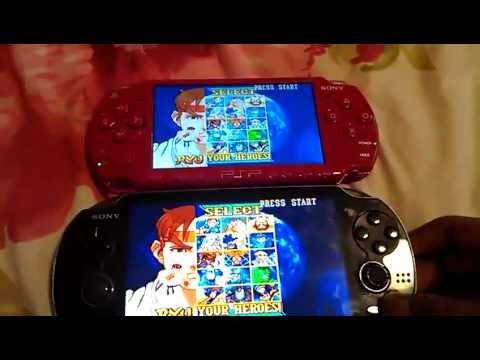 CPS2 ad-hoc on PS Vita