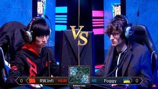 WGL 2018 1/2 с Майкером: Infi vs Foggy