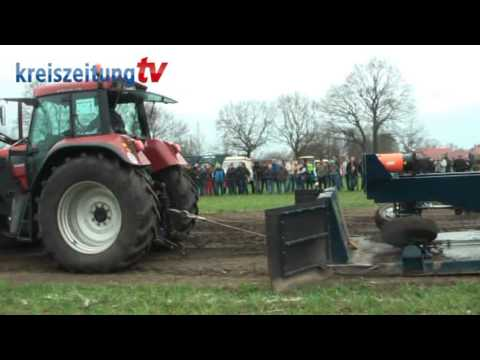 Trecker- Treck in Dielingen