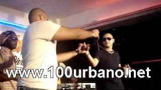 Shadow Blow & LR - Batalla de Freestyle @ Tropical de Herrera
