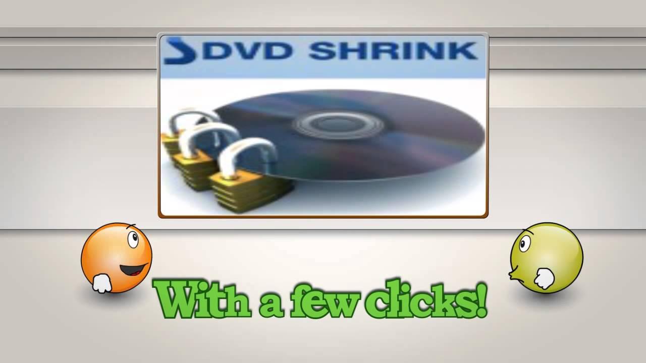 dvd shrink 2014 software - YouTube
