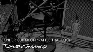 David Gilmour - 新譜「Rattle That Lock」に使われたFender Guitarや機材にスポットをあてたレコーディング時の映像を公開 thm Music info Clip