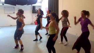 Samba Fanfarra Choreography With Ivelina