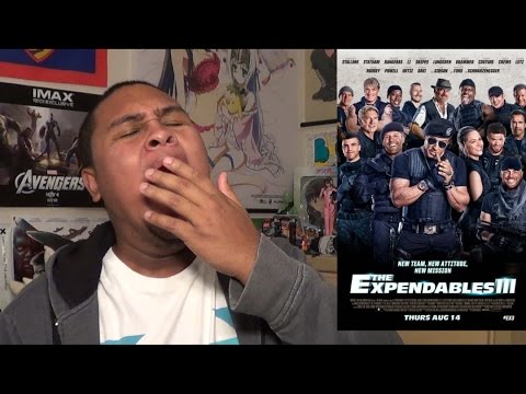 The Expendables 3 Movie Review/Rant