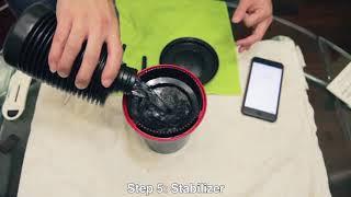 Cara develop (cuci) film warna di rumah