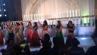 Ballay Ballay & Punjabi Wedding Song Dance