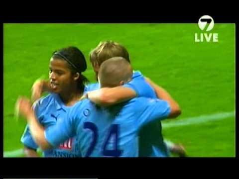 Дебютный гол Павлюченко за Тоттенхэм Хотспур/First goal for Tottenham Pavlyuchenko