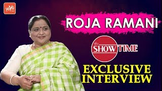 Hero Tarun Mother Actress Roja Ramani Exclusive Interview | It's Show Time