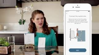 TP-LINK® 's HS200 Smart WiFi Light Switch Setup Tutorial