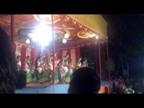 Sarania Dance Dolongpar ,tamulpur Laksmi Puja video
