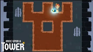 Once Upon a Tower - Full Gameplay (from Level 1 to 12 until the Final Battle to Escape the Tower!)