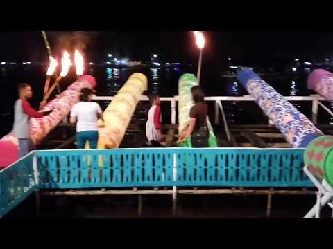 Tradisi malam takbiran di kota Pontianak