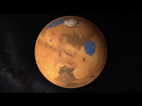 Science smart: Water on Mars