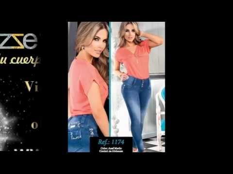 Luzzette jeans levantacola y mas Coleccion Seven octubre 2014 Quito Ecuador