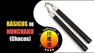 Como Defenderte con los NUNCHAKUS, Ejercicios Basicos, Defensa Personal, Ninjutsu