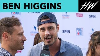 Ben Higgins Calls Out The Bachelor!! | Hollywire